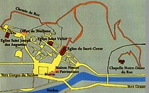 Plan de Castellane